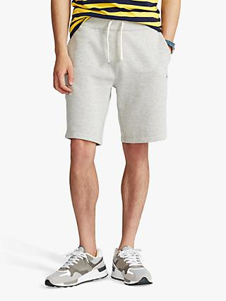 Polo Ralph Lauren Jersey Shorts, Andover Heather
