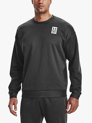 Under Armour RECOVER™ Crew Long Sleeve Top