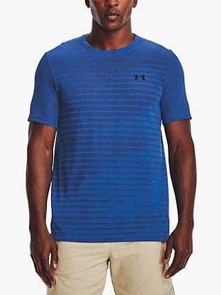 Under Armour Seamless Fade Short Sleeve Training Top
