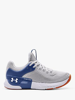 Under Armour HOVR Apex 2 Gloss Women's Cross Trainers, Halo Grey/Academy