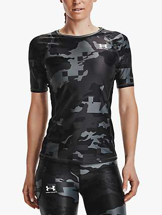Under Armour Iso-Chill Compression Team Short Sleeve Gym Top