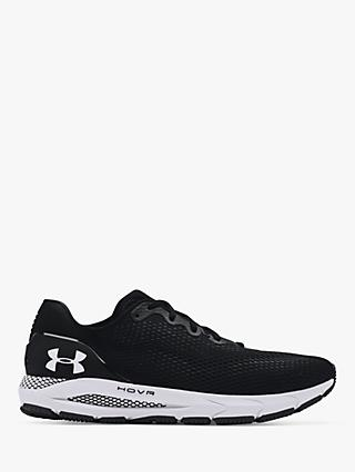 Under Armour HOVR Sonic 4 Men's Running Shoes, Black/White