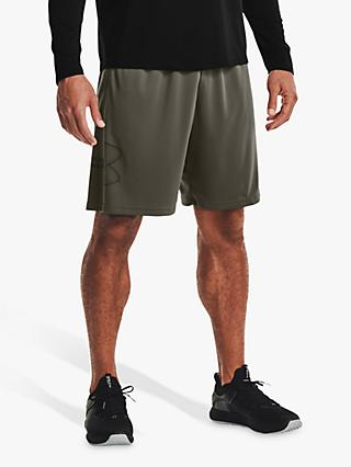 Under Armour Tech™ Graphic Training Shorts, Victory Green