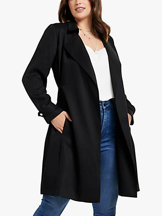 Forever New Curve Lettie Jacket, Black