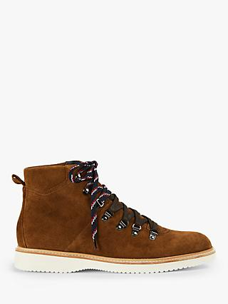 Ted Baker Radins Leather Boots, Tan