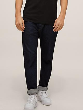 Edwin Classic Regular Tapered Jeans, Kaihara Indigo Blue