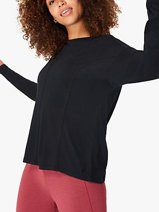 Sweaty Betty Exalt Long Sleeve Yoga Top