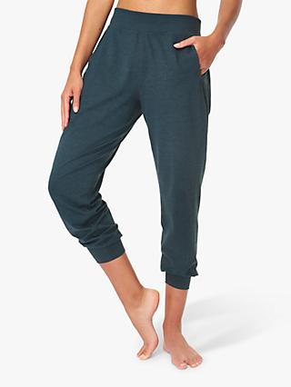 Sweaty Betty Gary Yoga Pants, Beetle Blue Marl