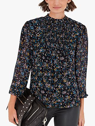 hush Fearne Ditsy Floral Blouse, Multi