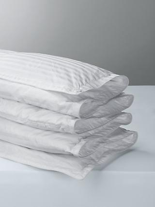 John Lewis & Partners The Ultimate Collection Dual Tog Toasty Toes Hungarian Goose Down Duvet, 7/10 Togs