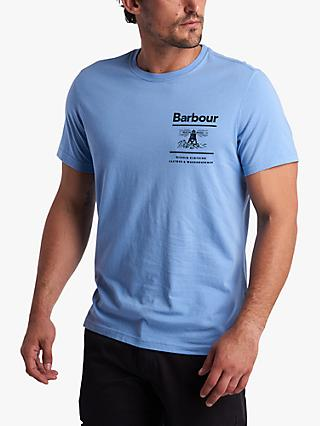 Barbour Beacon Short Sleeve Graphic T-Shirt