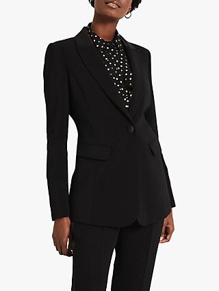 Damsel in a Dress Elise Tux Jacket, Black