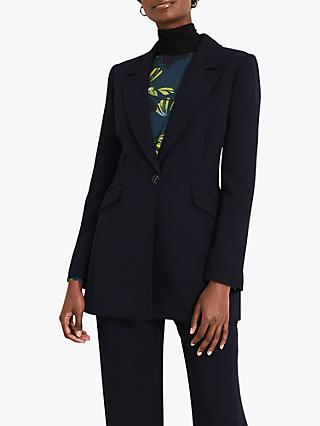 Damsel in a Dress Margot City Suit Jacket, Navy
