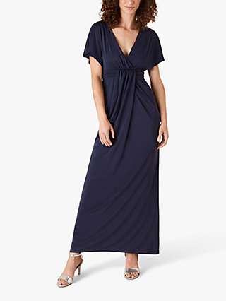 Monsoon Jessica Short Sleeve Maxi Dress
