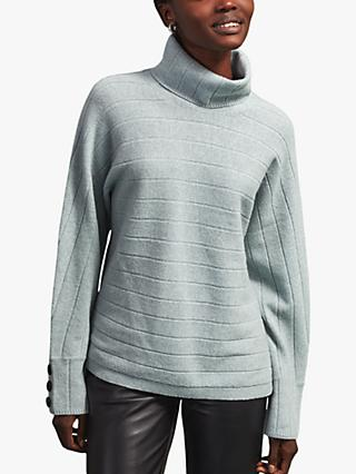 Jigsaw Soft Wool Roll Neck Jumper
