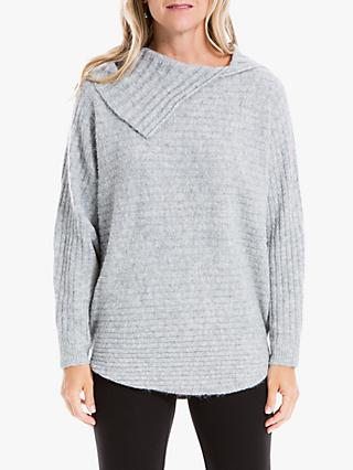 Max Studio Knit Tunic Top, Grey