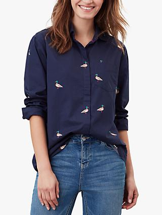 Joules Amilla Dropped Shoulder Shirt