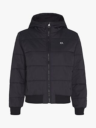 Calvin Klein Performance Padded Jacket, CK Black