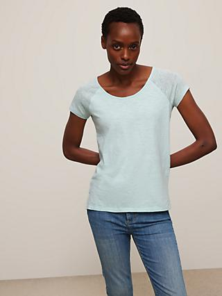 John Lewis & Partners Linen Top