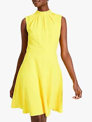 Damsel in a Dress Jenner Mini Dress, Yellow