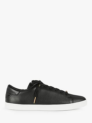Ted Baker Feeka Leather Lace Up Trainers