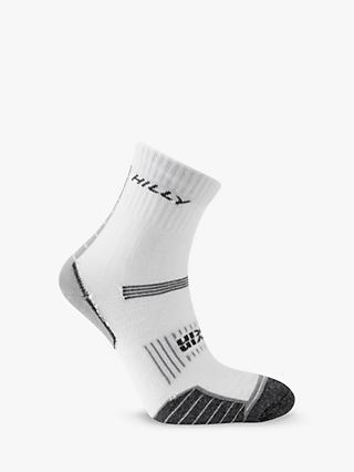 Hilly Twin Skin Ankle Running Socklets