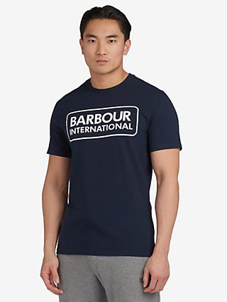 Barbour International Large Logo T-Shirt