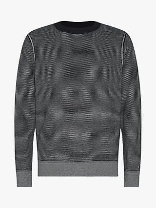 Tommy Hilfiger Two Tone Sweater, Desert Sky