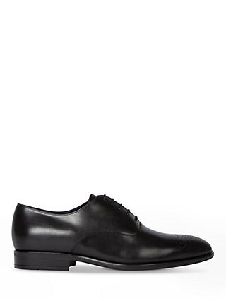 PS Paul Smith Guy Leather Oxford Brogues, Black