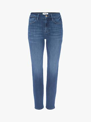 FRAME Le Garcon Straight Jeans, Bestia