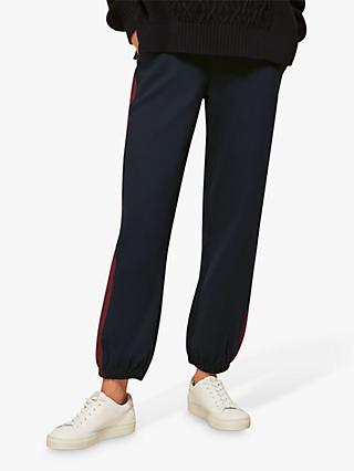 Whistles Side Stripe Jogger Trousers