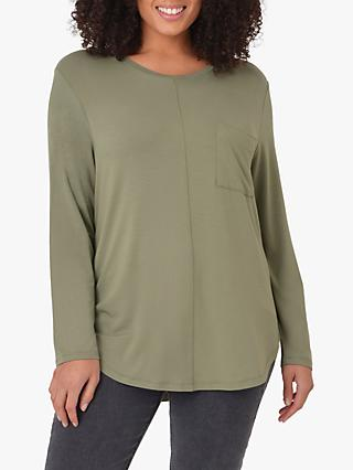 Live Unlimited Curve Seamed Top