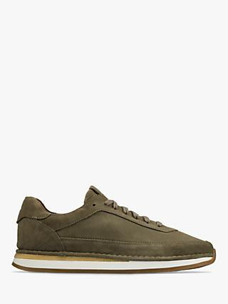 Clarks CraftRun Lace Trainers