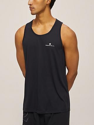 Ronhill Core Running Vest, All Black