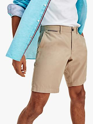 Tommy Hilfiger Brooklyn Twill Cotton Chino Shorts