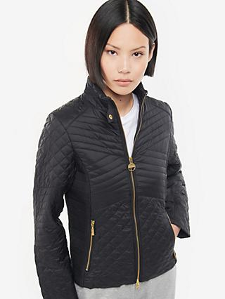 Barbour International Formation Quilted Jacket