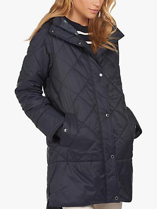 Barbour Tynemouth Quilted Jacket, Navy