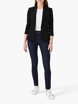 Hobbs Ophelia Jacket, Black
