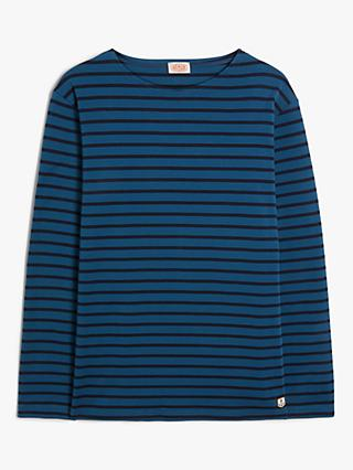 Armor Lux Stripe Long Sleeve T-Shirt