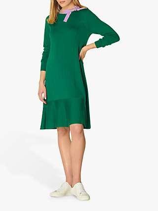 L.K.Bennett Jenna Merino Wool Dress, Multi