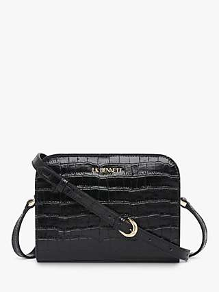 L.K.Bennett Marie Leather Cross Body Bag