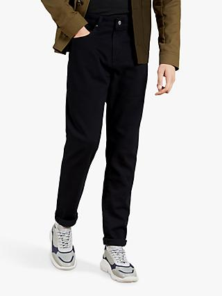 Ted Baker Tayoo Tapered Jeans, Navy