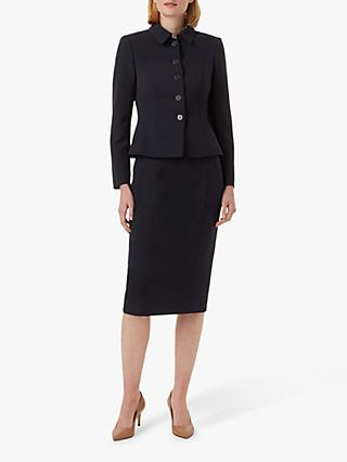 Hobbs Beatrice Jacket, Navy