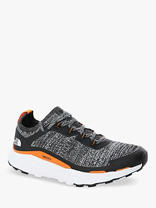The North Face Vectiv Escape Men's Walking Shoes, TNF Black/TNF White