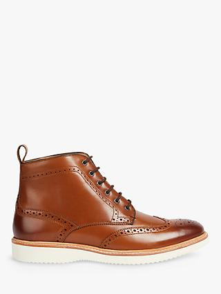 Ted Baker Salino Brogue Derby Boots