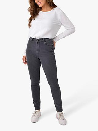 Live Unlimited Curve Skinny Jeans, Grey