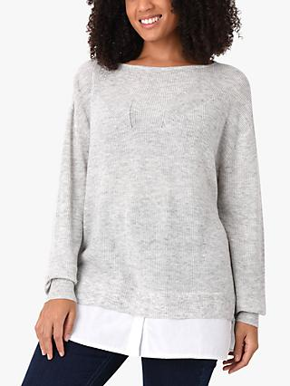 Live Unlimited Curve 2-in-1 Jumper, Light Grey