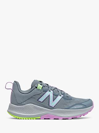 New Balance Children's Nitrel v4 Trail Running Shoes