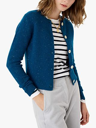 Brora Cashmere Donegal Cardigan