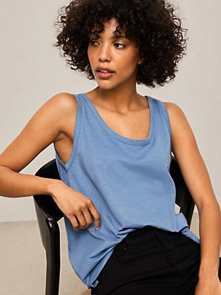 AND/OR Cotton Vest Top